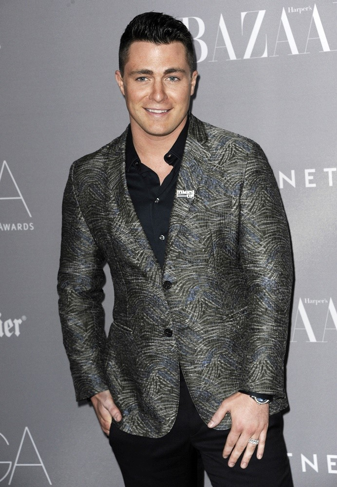 Colton Haynes<br>The 20th Annual Costume Designers Guild Awards