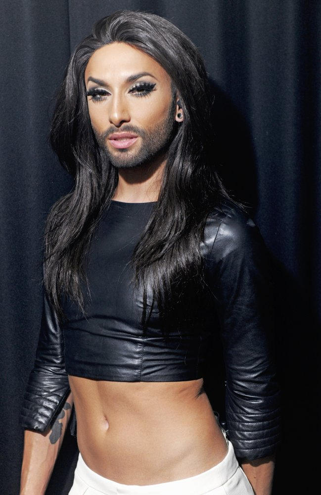 Conchita Wurst Picture 26 - Conchita Wurst at G-A-Y