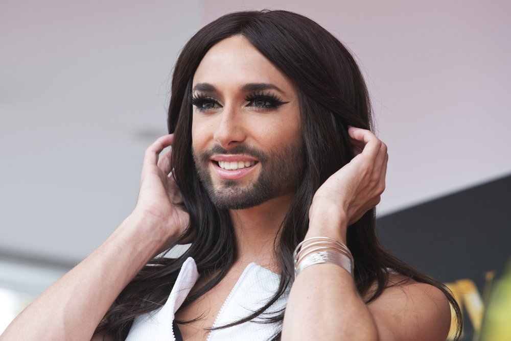 Conchita Wurst Picture 25 - Conchita Wurst Receives The Premio Madrid ...