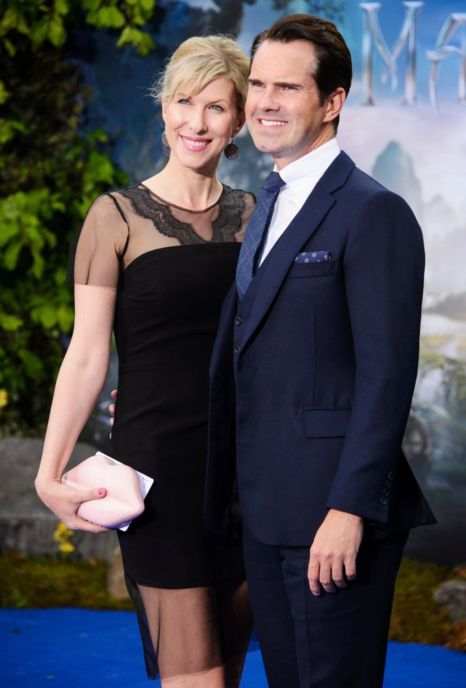 Jimmy Carr Picture 11 Maleficent Private Reception Event Arrivals He was mesmerized by her beauty and declared through his manager that he couldn't work for the company as he found karoline too much attractive. aceshowbiz com
