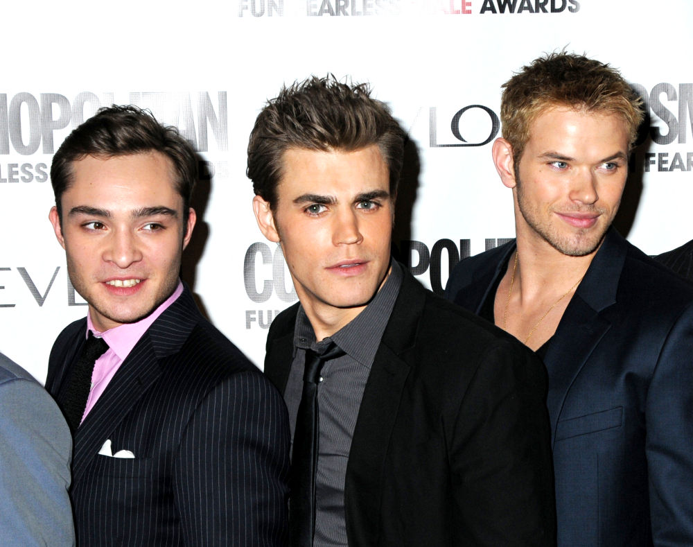 Cosmopolitan Magazine's Fun Fearless Males of 2010