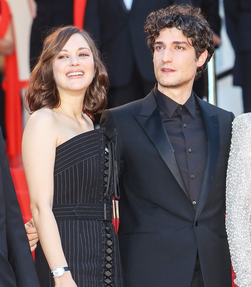 Marion Cotillard, Louis Garrel<br>The Opening Gala Screening of Ismael's Ghosts at The 70th Annual Cannes Film Festival