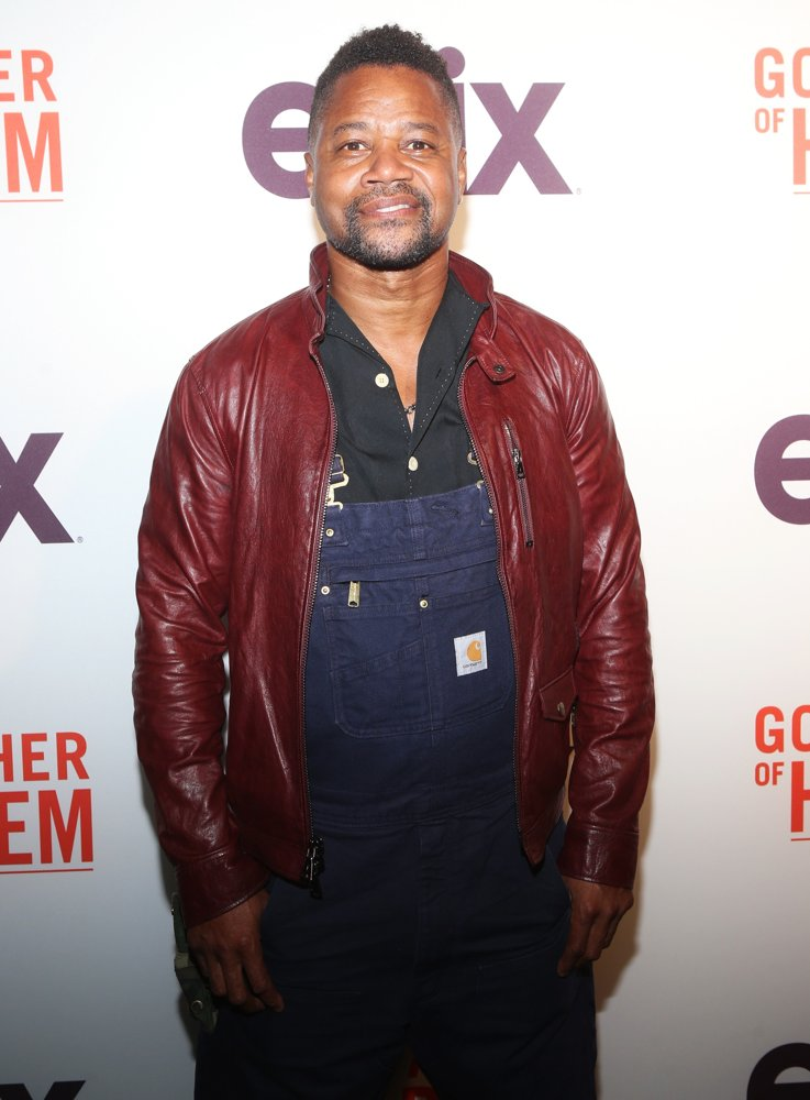 Cuba Gooding Jr.<br>New York Red Carpet Event for Godfather of Harlem