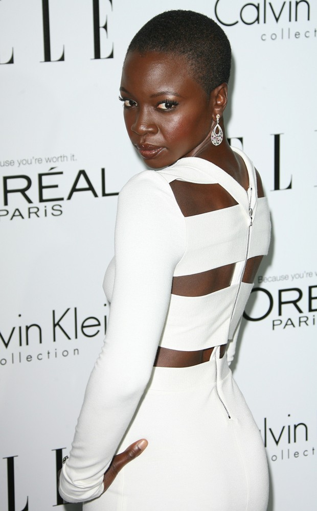 Danai Gurira Picture 3  ELLE's 19th Annual Women in Hollywood