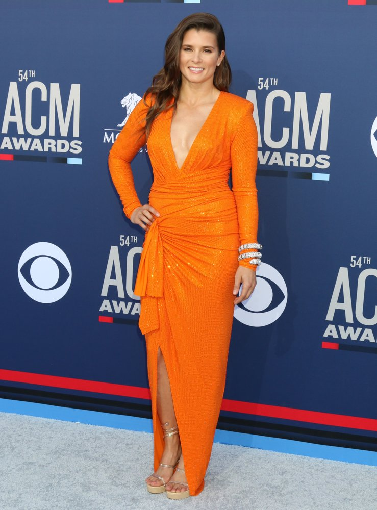 Danica Patrick<br>54th Academy of Country Music Awards - Arrivals
