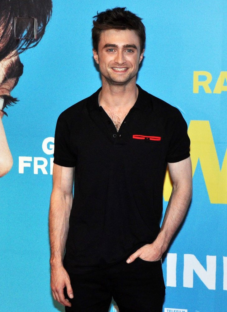 Daniel Radcliffe<br>Irish Premiere of What If - Arrivals