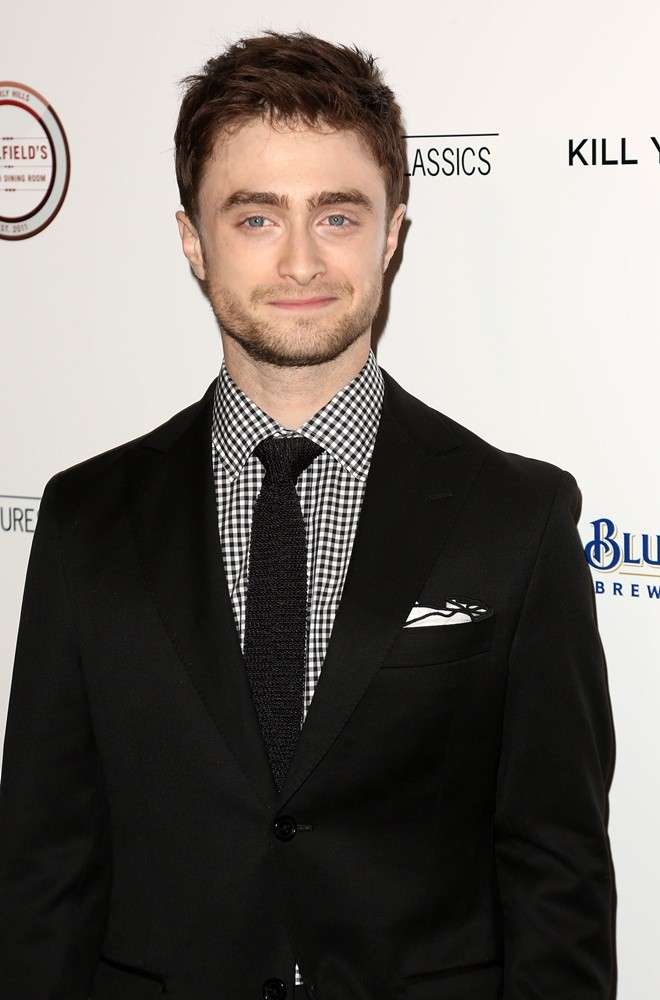 Daniel Radcliffe<br>Los Angeles Premiere of Kill Your Darlings