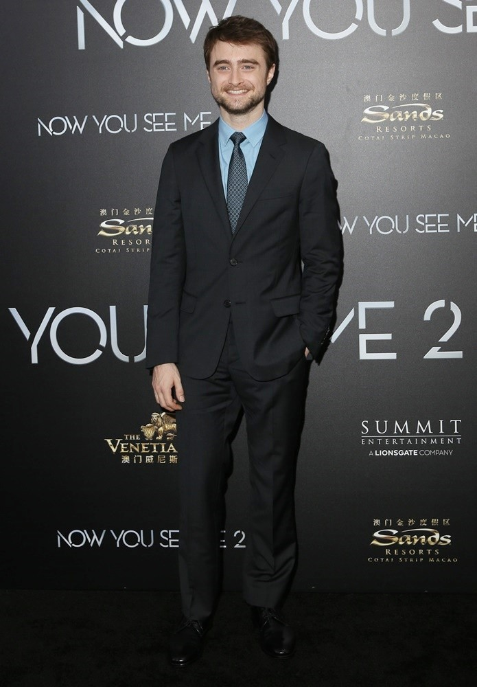 Daniel Radcliffe<br>World Premiere of Now You See Me 2 - Arrivals