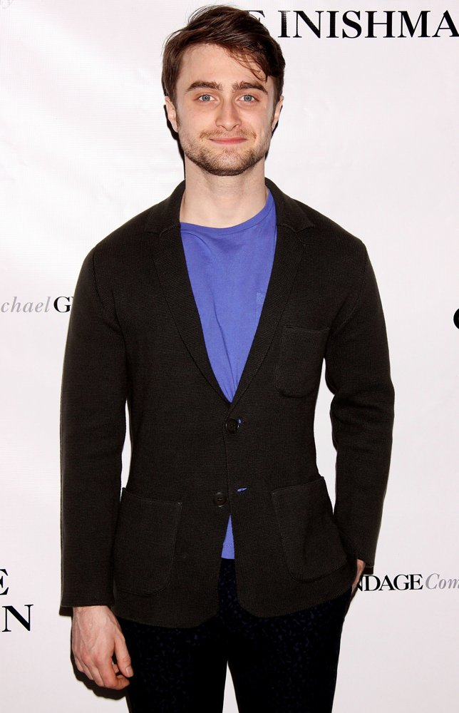 Daniel Radcliffe<br>Photo Call for The Broadway Play The Cripple of Inishmaan