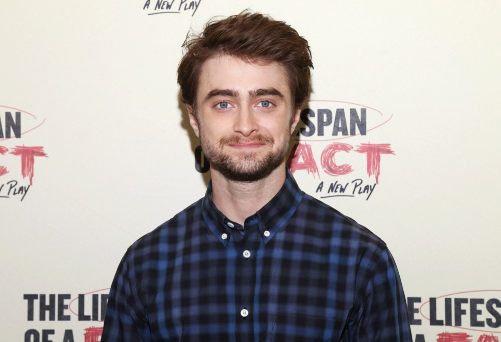Daniel Radcliffe<br>The Lifespan of A Fact Photocall