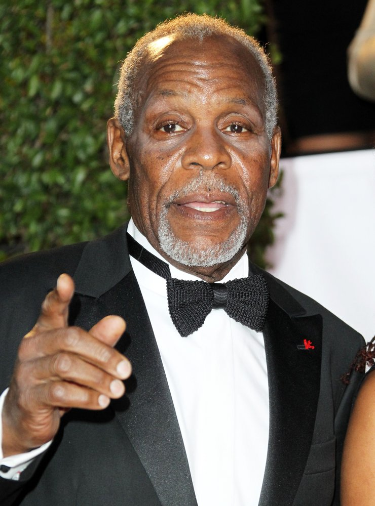 Danny Glover<br>49th NAACP Image Awards - Arrivals