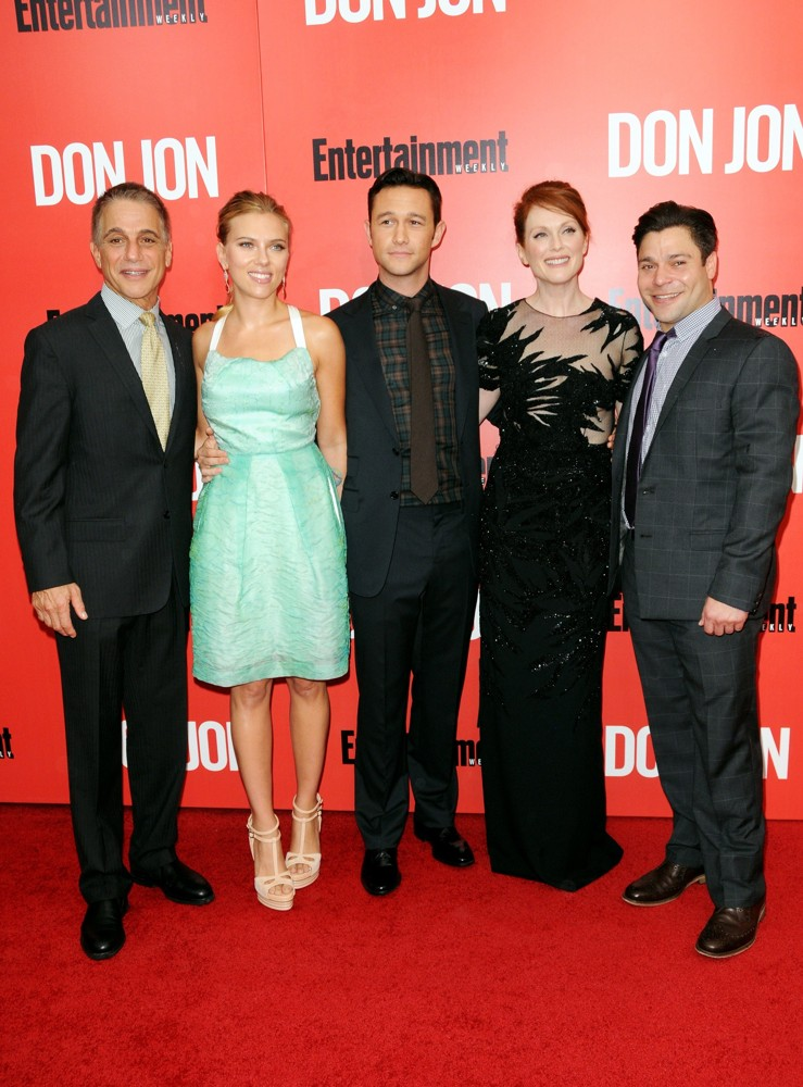 New York Premiere of Don Jon - Red Carpet Arrivals