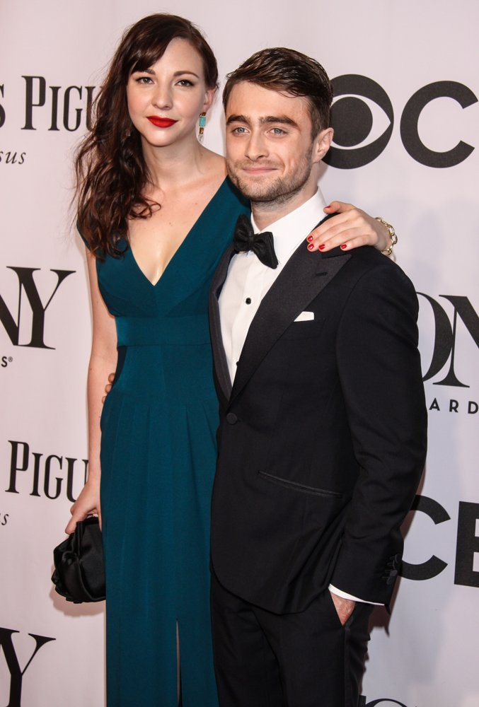 Erin Darke, Daniel Radcliffe<br>The 68th Annual Tony Awards - Arrivals