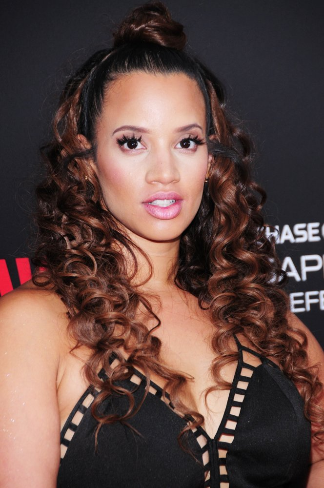 Dascha Polanco<br>New York Premiere of Southpaw for THE WRAP - Arrivals