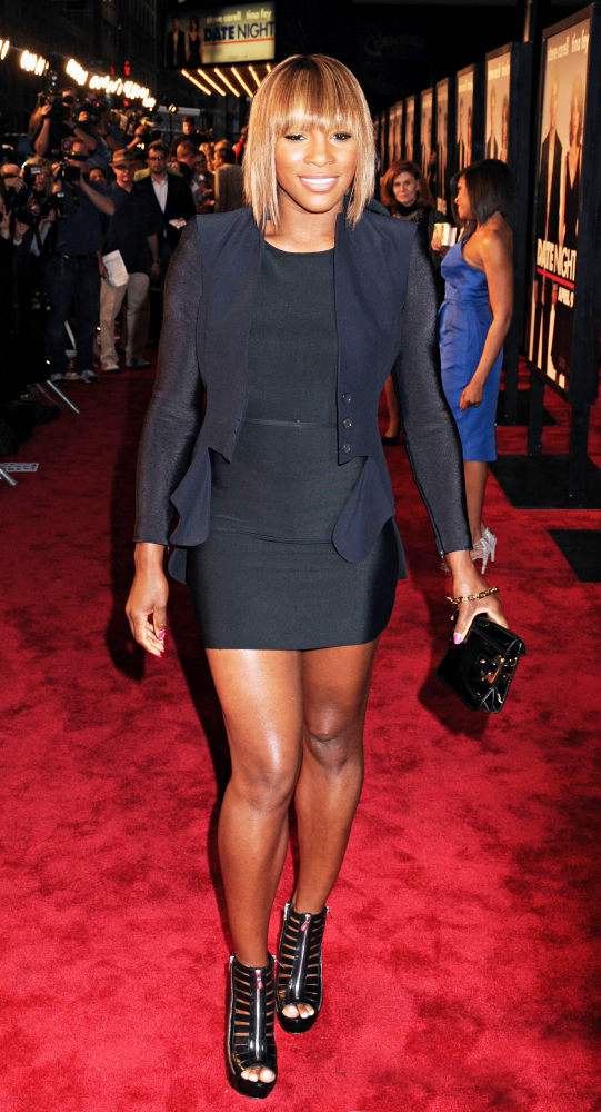 Serena Williams<br>NYC Premiere of 'Date Night'