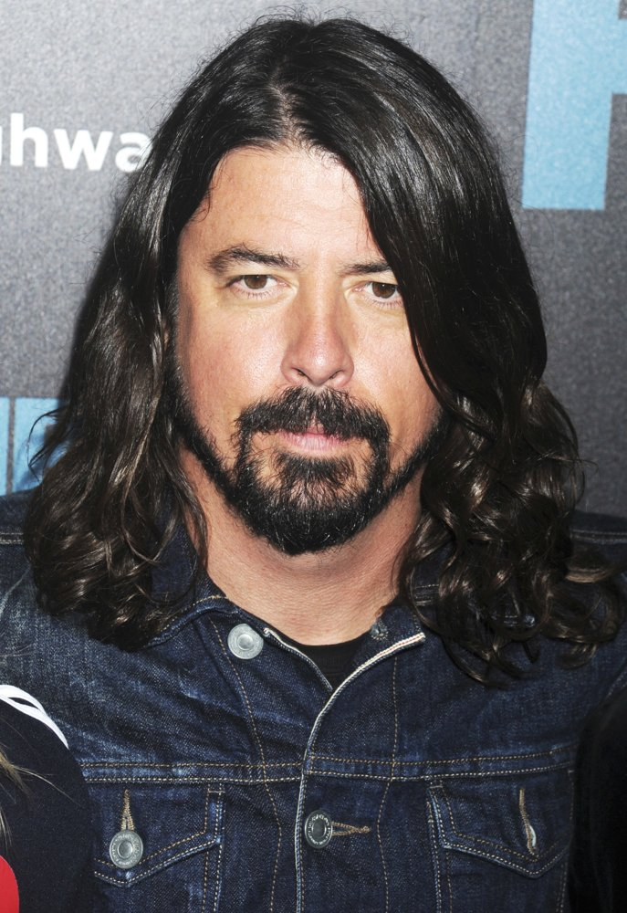 how tall is dave grohl