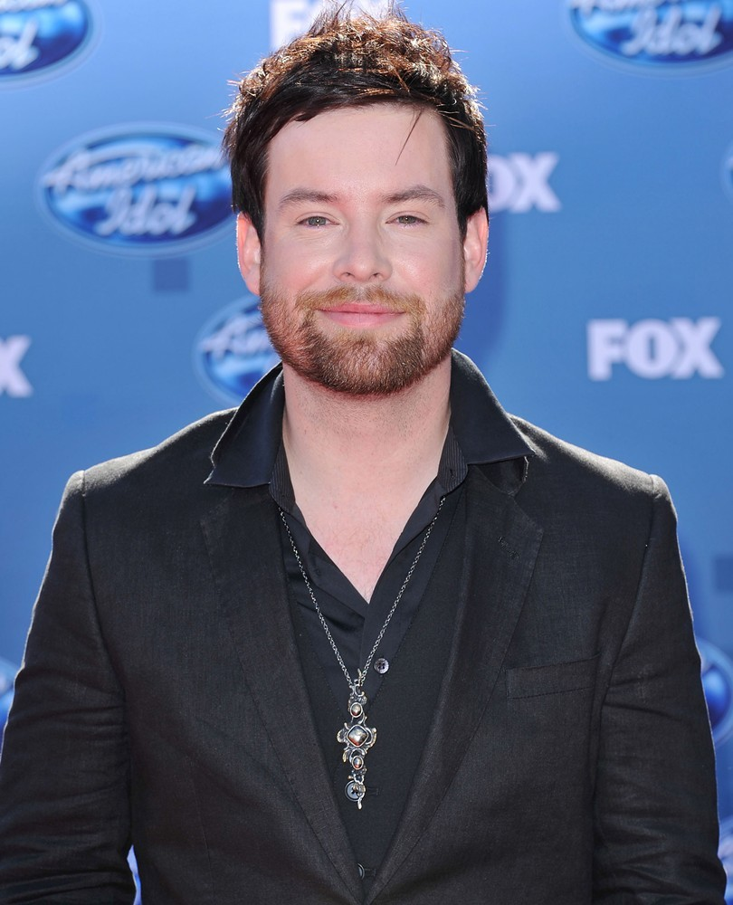 how tall is david cook