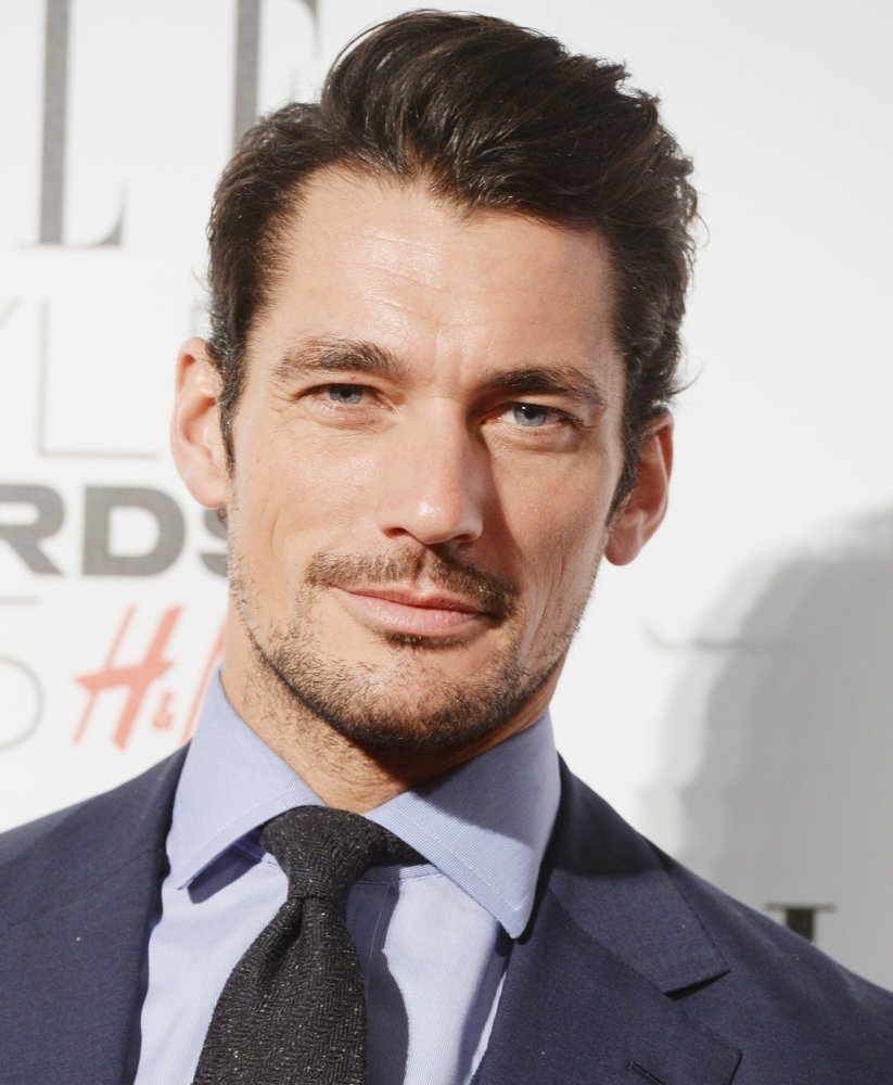David Gandy Picture 25 Elle Style Awards 2015 Arrivals
