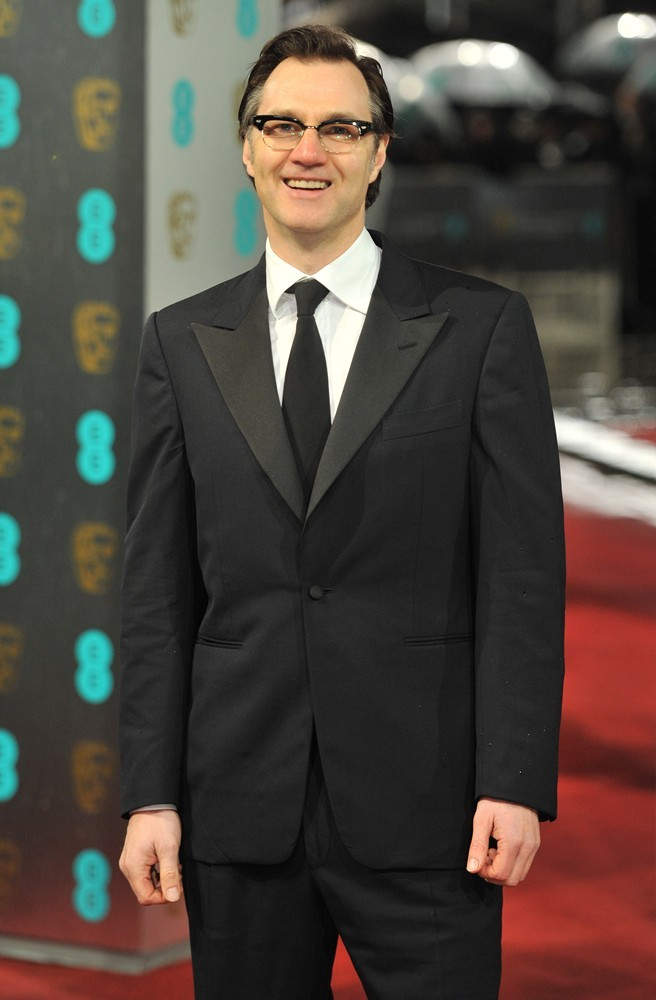 David Morrissey<br>The 2013 EE British Academy Film Awards - Arrivals
