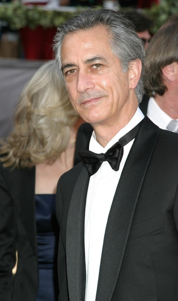 David Strathairn Net Worth