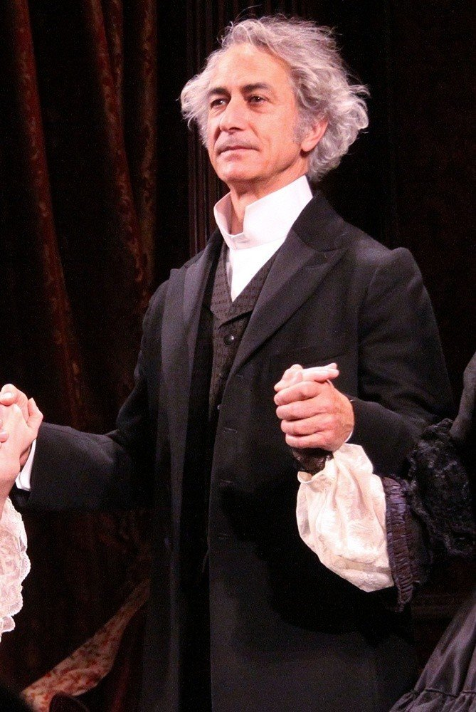 David Strathairn<br>The Broadway Opening Night Curtain Call for The Heiress