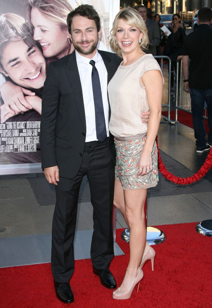 Charlie Day, Mary Elizabeth Ellis<br>Los Angeles Premiere of Going the Distance - Arrivals