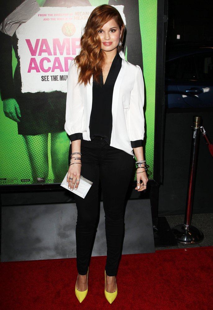Premiere of The Weinstein Company's Vampire Academy