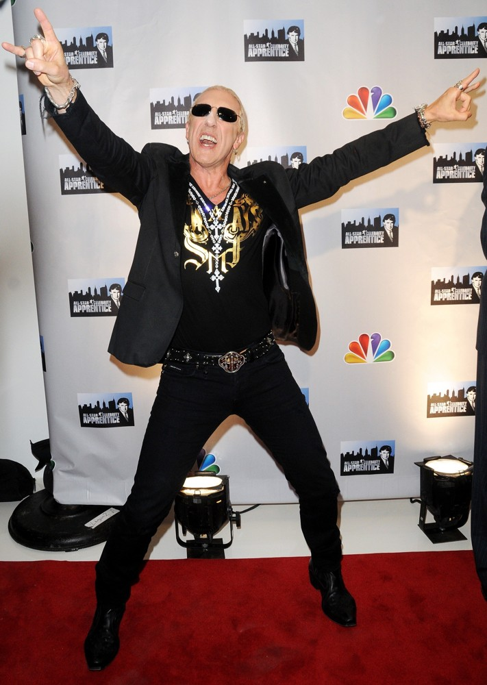 Dee Snider on his current relationship with Trump | Larry ...