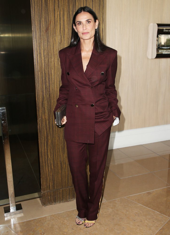 Demi Moore<br>Peggy Albrecht Friendly House's 29th Annual Awards Luncheon