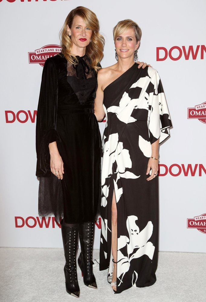 Laura Dern, Kristen Wiig<br>Special Screening of Parmount Picture's Downsizing