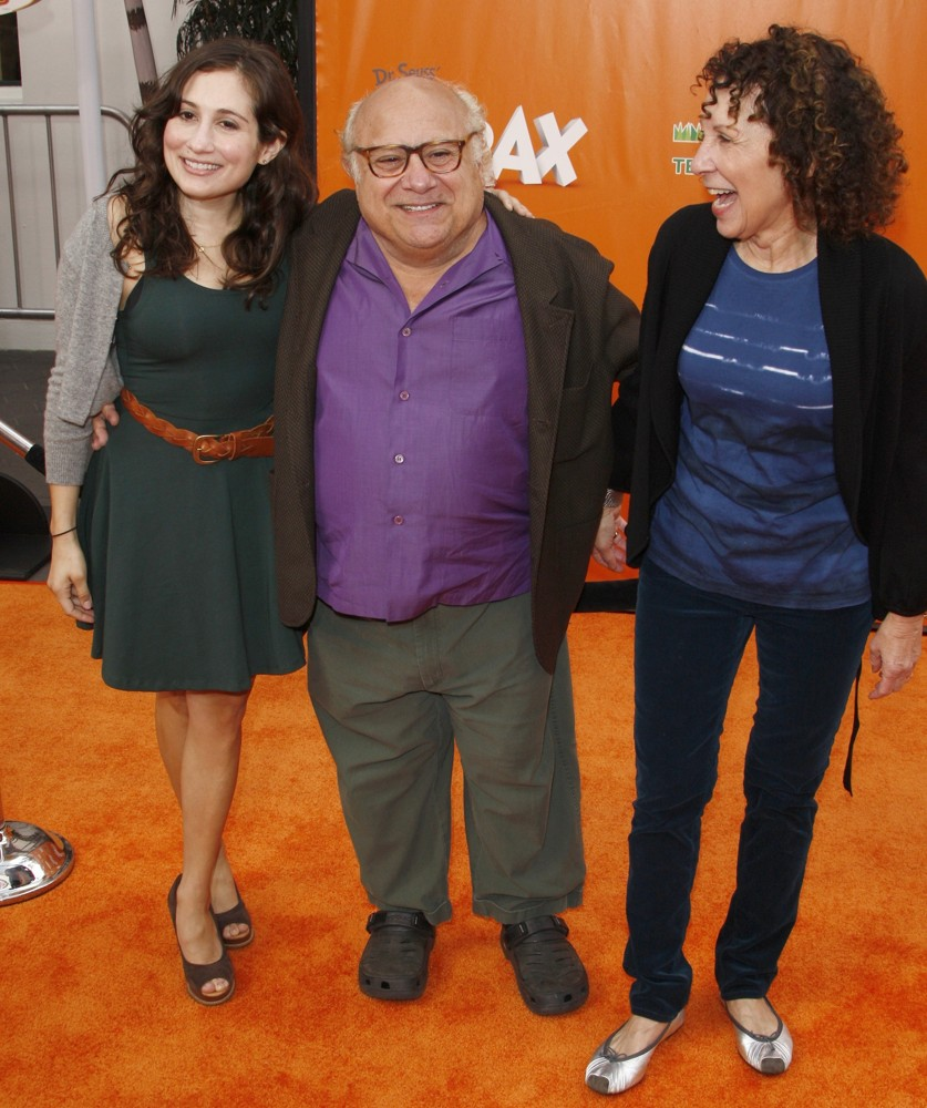 Rhea Perlman Picture 6 - The Premiere of The Lorax - Arrivals