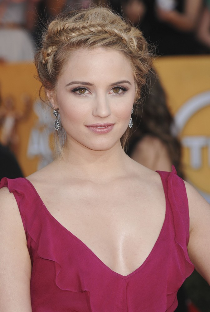 Dianna Agron<br>The 18th Annual Screen Actors Guild Awards - Arrivals