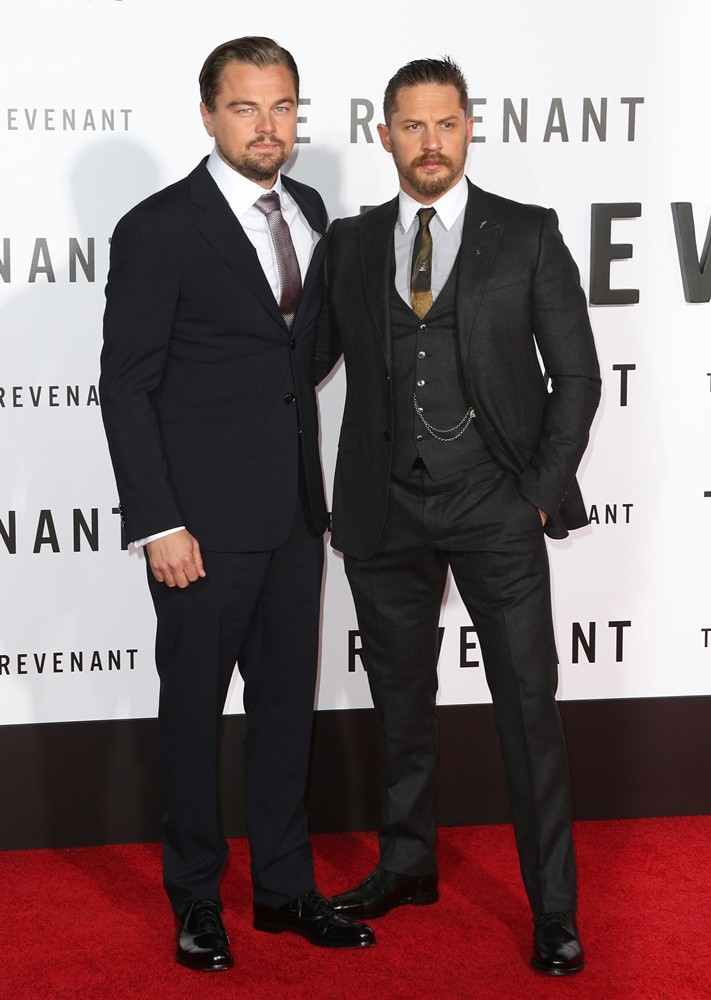 Premiere of 20th Century Fox's The Revenant - Red Carpet Arrivals