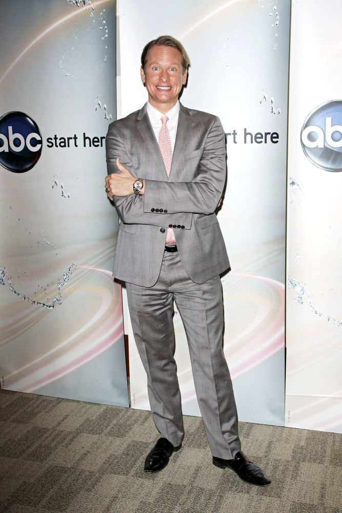 Disney/ABC Television Group Summer Press Junket - Arrivals
