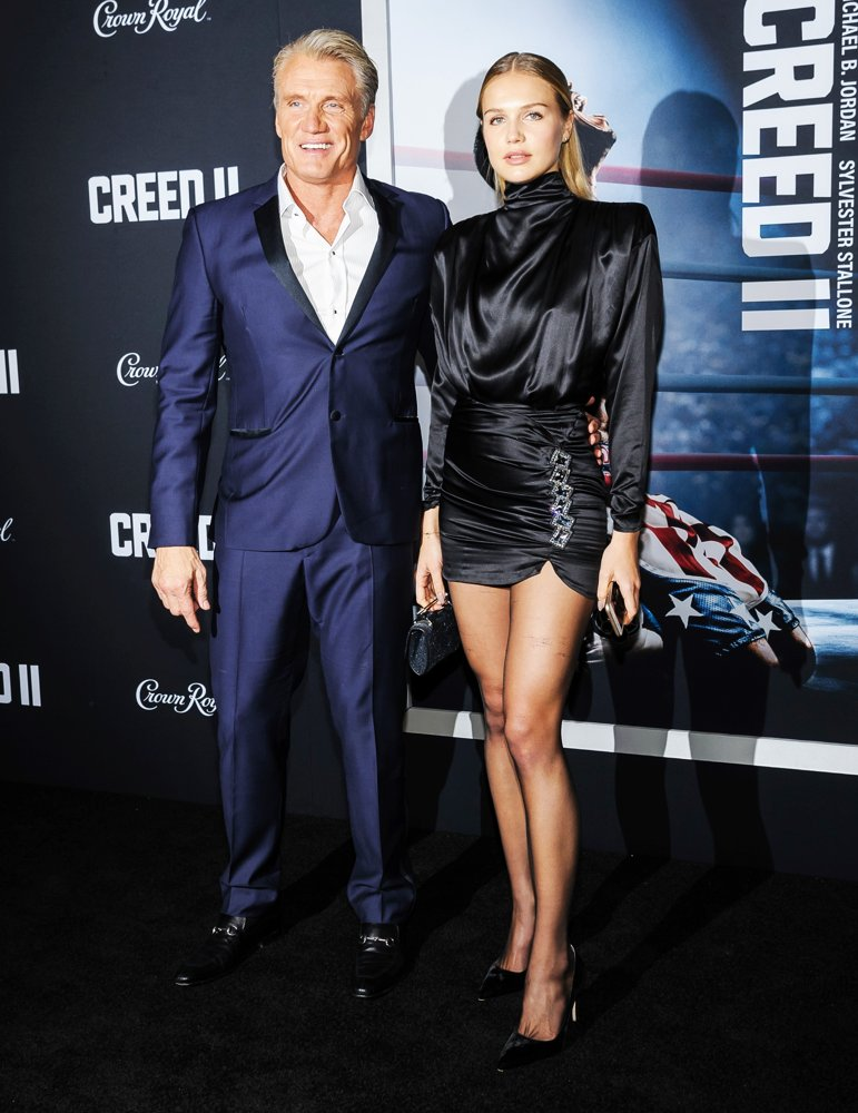Dolph Lundgren<br>Creed II New York Premiere