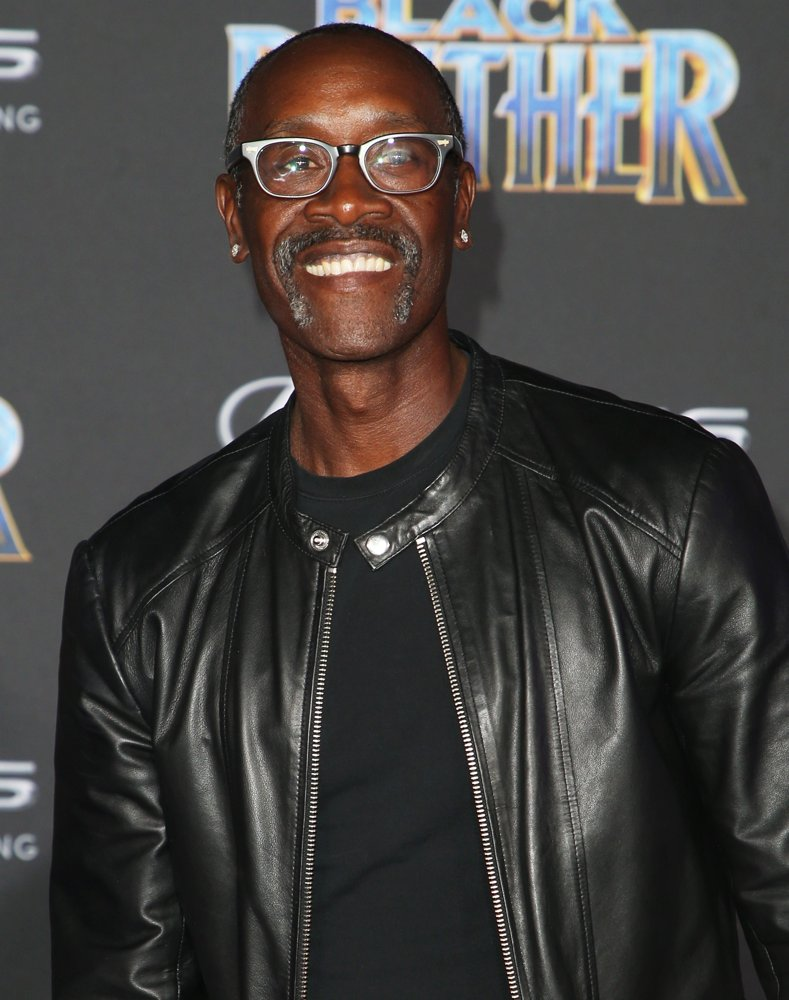 Don Cheadle<br>World Premiere of Marvel Studios' Black Panther - Arrivals