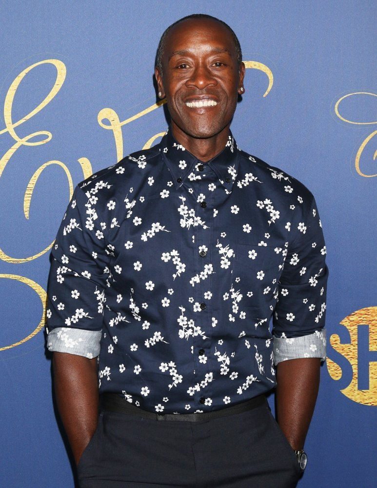 Don Cheadle<br>Showtime Emmy Eve Nominees Celebration - Arrivals
