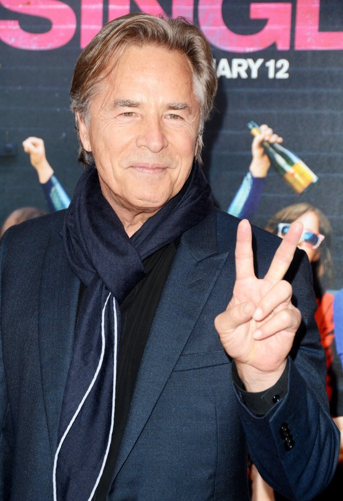 Don Johnson<br>World Premiere of How to Be Single - Red Carpet Arrivals