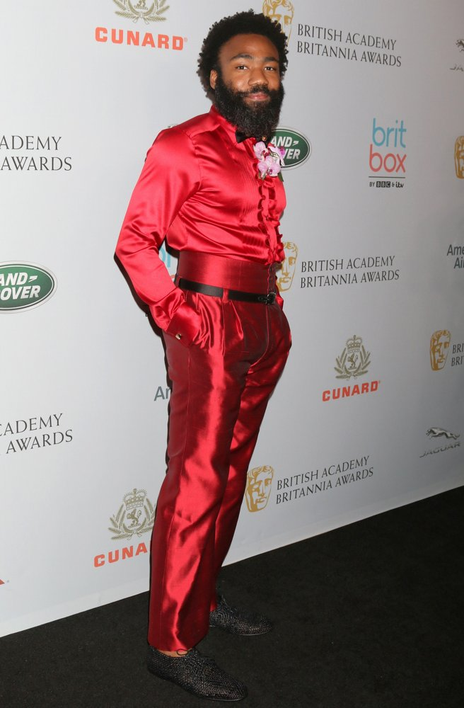 Donald Glover<br>2019 British Academy Britannia Awards