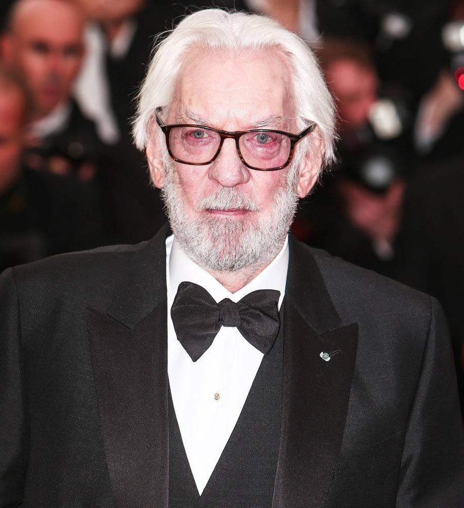 Donald Sutherland Picture 63 - 69th Cannes Film Festival ...