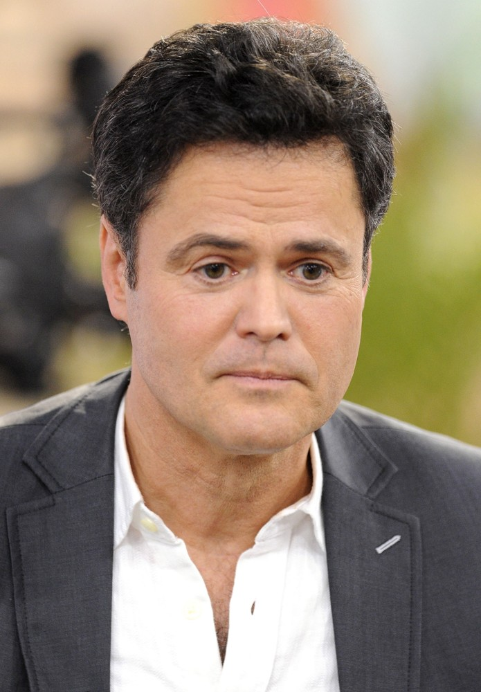 Donny Osmond<br>Donny Osmond Appearing on CTV's Marilyn Denis Show