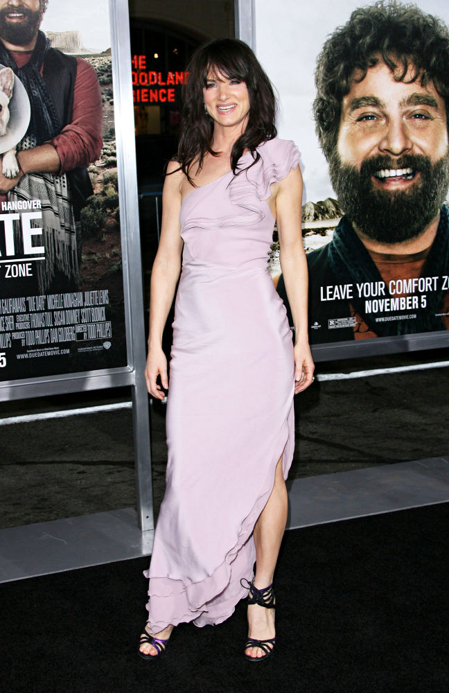 Los Angeles Premiere of 'Due Date'