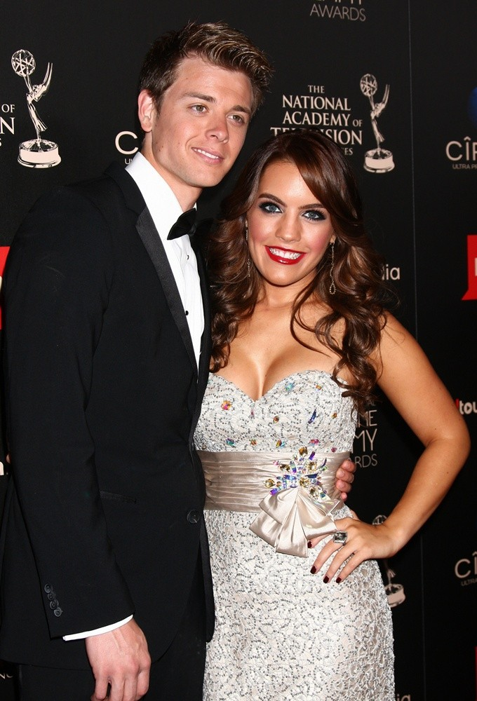 Kristen Alderson and chad duell