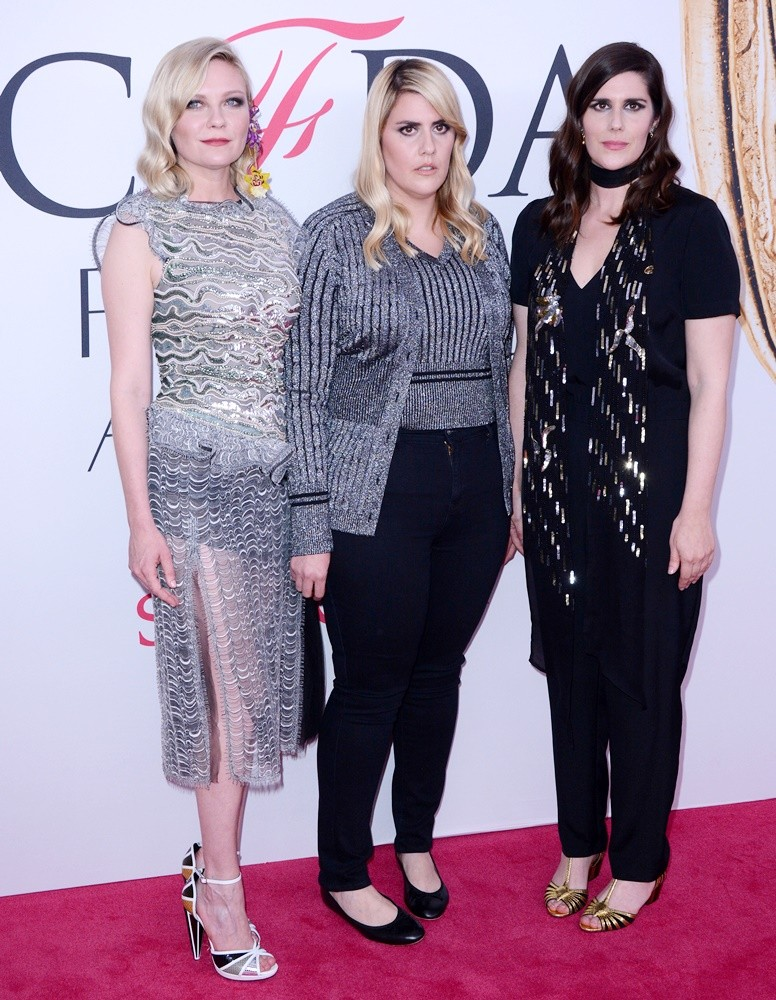 Kirsten Dunst, Kate Mulleavy, Laura Mulleavy<br>2016 CFDA Fashion Awards - Red Carpet Arrivals