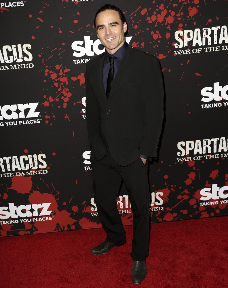 U.S. Premiere Screening of Spartacus: War of the Damned