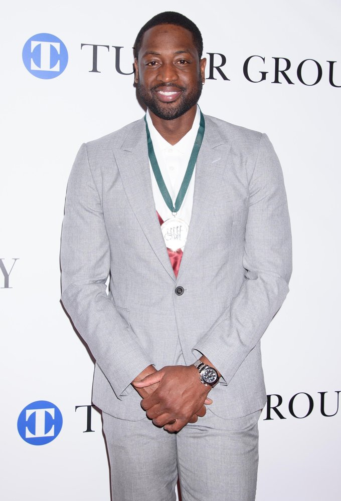 Dwyane Wade<br>34th Annual Great Sports Legends Dinner