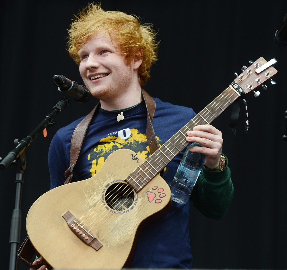 ed sheeran hackney weekend day