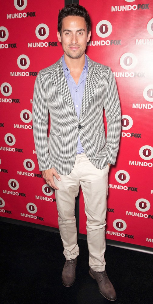 Ed Weeks<br>MundoFOX Launch Party: Let's Make History Together! - Arrivals