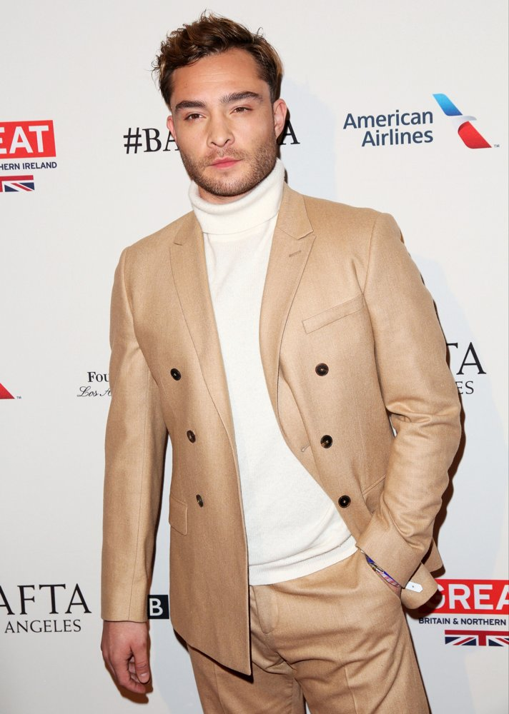 Ed Westwick Picture 75 - 2016 BAFTA Los Angeles Awards Season Tea ... Ed Westwick