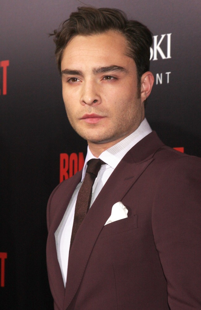 Ed Westwick<br>Premiere of Relativity Media's Romeo and Juliet